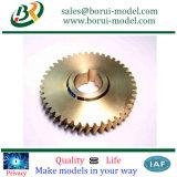 陽極酸化された回転部品CNC機械化サービス