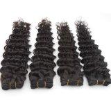 Estensione brasiliana 100% dei capelli umani dei capelli di Remy dell'onda del corpo del Virgin