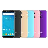 "Huella digital Smartphone del teléfono elegante 5.5 de Oukitel C8 4G FDD Lte """