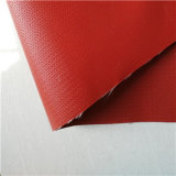 Tessuto rivestito di silicone del silicone del tessuto della vetroresina di resistenza di isolamento e di temperatura elevata