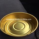 2.8/2.8g Feuerverzinnen-Stahlblech-Goldfarbe lackierte Zinnblech-Ring für Geschenk-Zinn-Kasten