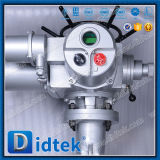 Запорная заслонка Didtek API6d Wcb электрическая для нефть и газ