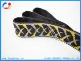 デジタルカメラベルトのサンダルの靴のためのポリエステルジャカードウェビング