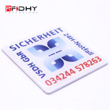 Etiqueta engomada elegante de la proximidad 13.56MHz NFC del Topaz de la etiqueta de RFID