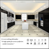 Alto armadio da cucina Shinning lucido (FY097)