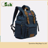 Professional пользовательские Vintage дамы девочек Canvas школы ноутбук рюкзаки для женщин