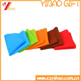 Stuoie di Placemat del bambino del silicone, colori su ordinazione di formato (XY-BP-195)