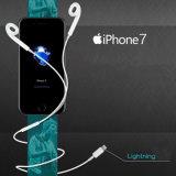 Écouteur de haute fidélité d'écouteur d'écouteur de foudre pour iPhone7