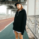 Piscina de Lazer Hoody personalizados /Impresso Fleece Sportswear Zipper chapéus Unkut