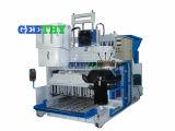 Gemaakt in het Maken van de Baksteen van het Hydraulische Cement van China Qmy12-15 Mobiele Machine