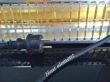 calentadores eléctricos teledirigidos del infrarrojo del patio del tubo del cuarzo 2500W
