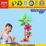 Fiore facile educativo del giocattolo delle particelle elementari della gomma piuma di EVA per le ragazze