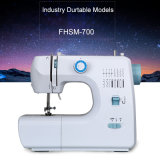 世帯Electric Buttonhole Mini Stitching Sewing Machine (fhsm-700)