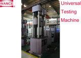 Stepless chargeant l'appareillage de tension d'essai, Metal la machine de test de force matérielle