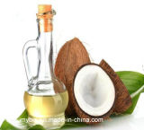 100% de prensado en frío y refinado de aceite de coco orgánico