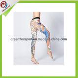 Оптовая торговля одеждой фитнеса йога пользовательские женщин Йога Leggings износа