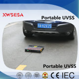 (Radio di controllo provvisorio) con il sistema di obbligazione di sorveglianza del veicolo (UVSS portatile)
