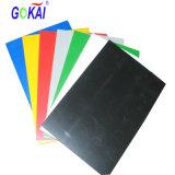 feuille rigide de PVC de couleur de 0.1-6mm