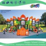Piscina grande escalada crianças Sea Breeze Aço Galvanizado parque infantil com equipamento de escalada (HG-10001)