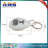 Logotipo imprimíveis chave fob ABS como um cartão de identificação para controle de acesso
