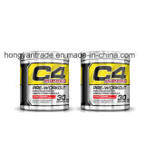 Supplément à la nutrition sportive Pre-Workout Bâtiment de Muscle C4 de la poudre d'origine