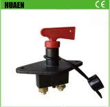 interruttore automatico dell'isolante della batteria del camion dell'automobile di 12V 24V 100A 200A IP67
