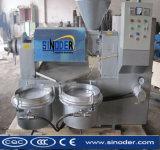 Машина пищевого масла машины экспеллера кокосового масла обрабатывая