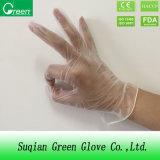 Wegwerfprüfung-Raum-Puder freier Belüftung-Handschuh