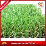 Tapete artificial ao ar livre do relvado para a grama sintética barato chinesa do jardim