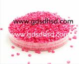 Roze Plastic Vlam Masterbatch - de Korrels van Masterbatches van de vertrager