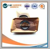 Inserts de carbure de tungstène Apkt CNC