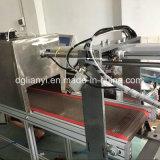 Écran plat de l'impression automatique pour le déjeuner couvercle du boîtier de la machine