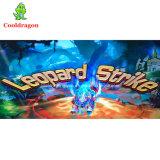 Placa da arcada dos peixes de jogos do casino da batida do leopardo dos jogadores da máquina de jogo 8 dos peixes