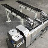 Automatischer doppelter Weg-Sahne-Biskuit, der Maschine mit Verpackmaschine einschiebt
