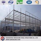 Edificio pesado de la central eléctrica de la certificación del Ce y de la estructura de acero En1090