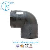 HDPE Eletrofusion фитинги маслопровода к колену 90 градусов