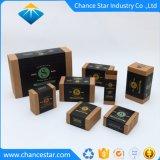 カスタムカラーによって印刷される段ボール紙の化粧品ボックス
