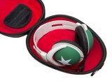 エヴァ旅行耐震性のイヤホーンのヘッドホーンボックスEarbudの運送記憶袋の袋の堅い箱