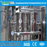 Fles van het glas carbonateerde Frisdrank het Vullen van het Water Machine