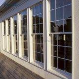 أسلوب [أمريكن] ألومنيوم مزدوجة يعلّب نافذة
