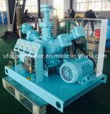 Sauerstoff-Kompressor-Verstärker des Hochdruck-100% ölfreier