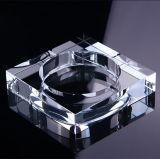 Cinzeiro de vidro tendência personalidade criativa Multi-Function adorável cinzeiro de Cristal Grande Sala de Estar agregado.