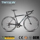 700c 16velocidade bicicletas de corrida de estrada com jantes de alumínio de 30 mm