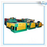 중국 공장 판매 고품질 금속 포장기 수직 자동적인 압박