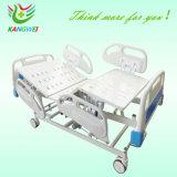 3つのクランク(SLV-B4030)が付いているABS病院用ベッド