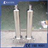 Custodia di filtro della cartuccia del filtro ss dalla cartuccia dell'acciaio inossidabile SUS304