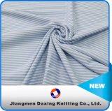 Dxh1727 셔츠를 위한 모방에 의하여 빗질되는 길쌈 뜨개질을 하는 직물 셔츠