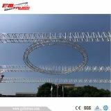 Het Vermaak van het Stadium van het Systeem van de Bundel van de Vorm van de ster toont Producten