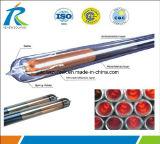 58*1800mm Solaire tube à vide avec prix d'usine