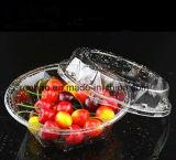Caixas plásticas do produto comestível da caixa do empacotamento de alimento do produto comestível da bolha